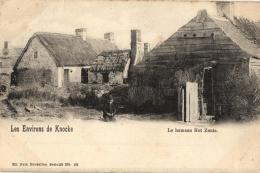 BELGIQUE - FLANDRE OCCIDENTALE - KNOCKE - Le Hameau Het Zoute. - Knokke