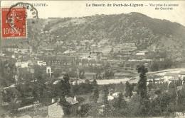 Le Bassin Du Pont De Lignon Vue Prise Du Sommet Des Carrieres - Frankreich