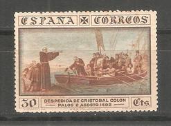 Sello Nº 540 España - 1889-1931 Reino: Alfonso XIII