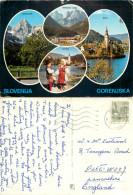 Gorenjska, Slovenia Postcard Posted 1978 Stamp - Slovenia