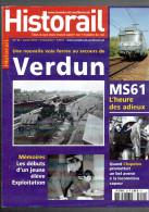 HISTORAIL 2016 AU SECOURS DE VERDUN - Trains