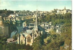 Fougeres (Ille Et Vilaine, France) Eglise Saint Sulpice, Chiesa Di S. Sulpice, St. Sulpice Curch - Fougeres