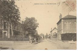 Vernon - La Rue Saint-Louis - Vernon