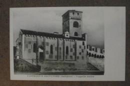 SUSEGANA -  CASTELLO  S.SALVATORE -CAPPELLA ANTICA     F / P-- BELLISSIMA - Italia