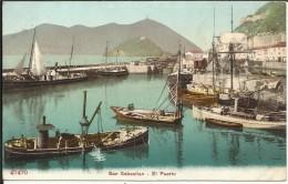 SAN SEBASTIAN ,SAINT SEBASTIEN , El Puerto - Guipúzcoa (San Sebastián)