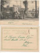 EGITTO- ALESSANDRIA Femmes Arabes à La Fontaine Cartolina/postcard #51 - Alexandria