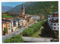 Espagne--Lerida--SORT--1978--Vista Parcial  ,cpsm 15 X 10 N°L.3834 éd Kolorham - Lérida