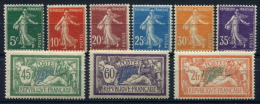 PROMOTION EXCEPTIONNELLE France Année Complète 1907 NEUF ** LUXE - Unused Stamps