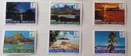 French Polynesia - 1986 MH* # 438/443 - Polinesia Francese