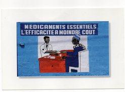 Sénégal--Conseils En Images (médicaments)-Photo  M.Renaudeau (Hoa-Qui)  éd Hoa-Qui - Sénégal