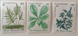 French Polynesia - 1986 MH* # 449/451 - French Polynesia