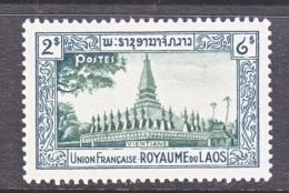 LAOS  13   (o)   TEMPLE - Laos