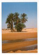 Tunisie--DOUZ--2003--Sahara De DOUZ (panorama),cpm éd Mirage--Beau Timbre Au Verso - Tunesië