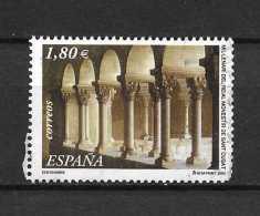 LOTE 817   //    ESPAÑA  2002  MONASTERIO DE SAN CUGAT - 1931-Hoy: 2ª República - ... Juan Carlos I