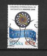 LOTE 820  ///    ESPAÑA  2006 CONGRESO DE MATEMÁTICAS 2006 - 1931-Hoy: 2ª República - ... Juan Carlos I