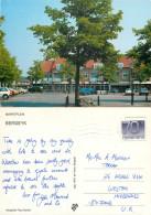 Marktplein, Bergeyk, Noord-Brabant, Netherlands Postcard Posted 1993 Stamp - Netherlands