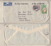 Ceylon, Air Mail Cover 75 Cents, COLOMBO 15 FE 48 > FICUS 24 II 48 - Ceylan (...-1947)