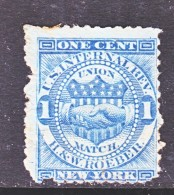 U.S. RO 160 B   MATCH - Revenues
