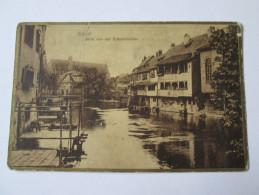 GERMANY/ERFURT USED POSTCARD 1917 - Erfurt