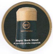 SOUS-BOCK SUPER BOCK SABOR AUTENTICO SUPER BOCK STOUT A CERVEJA PRETA ESPECIAL SABOR AUTENTICO - Sous-bocks