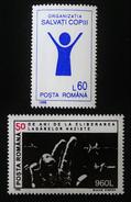 EMISSIONS 1995 - NEUFS ** - YT 4224 + 4232 - 1948-.... Républiques