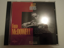Mississippi Fred Mcdowell  -  Collection Jazz And Blues N°54 - Country & Folk