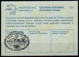 UNITED NATIONS VIENNA UNO WIEN UNESCO / ULURU AYERS ROCK AUSTRALIA 19.03.99 Int. Reply Coupon Reponse Antwortschein IRC - UNESCO