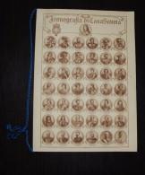1969 - Calendario Unione Monarchica Italiana - Formato Grande : 1961-70