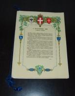 1968 - Calendario Unione Monarchica Italiana - Formato Grande : 1961-70