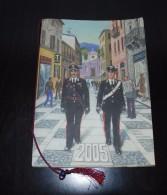 2005- Calendario Dell´arma Dei Carabinieri - Calendari