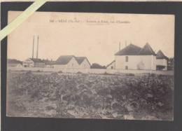 Néré - Laiterie Et Usine, Vue D'ensemble - Francia