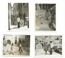 Real Small Photos,Dubrovnik August.1976.4 Photos - Lieux