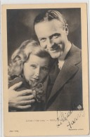 Lilian Harvey - Willy Fritsch - Actors