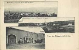E-16 891 :  GRUSS AUS FREMERSDORF - Saint-Avold