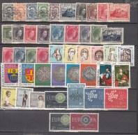 Luxembourg 47V,small Collection,kleine Verzameling,sammlung,petit Collection,MH/Ongebruikt/Used/Gestempeld(C102) - Ongebruikt