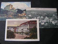 CSR 3  AKs * Luhacovice, Sternberg ..ca, 1915 - Tschechische Republik