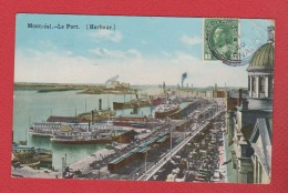 Montréal  --  Le Port - Montreal