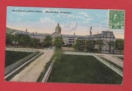Montréal  -- Hotel Dieu - Montreal