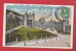 Montréal  -- Royal Victoria Hospital - Montreal