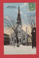 Montréal  --Eglise St Joseph - Montreal