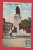 Montréal  --  Monument Edward VII - Montreal