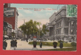 Montréal  -- Notre Dame Street - Montreal