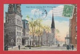 Ottawa -- Elgin Street And City Hall - Ottawa