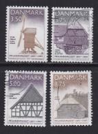 DENMARK, 1997, Used Stamp(s), Freilich Museum, MI 1146-1149, #10230, Complete - Denmark