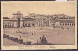 Lisboa - Praça Do Commercio - Carro - Banheiros Públicos - 1937 (14´029) - Lisboa