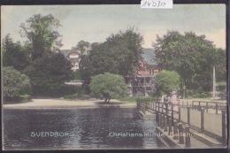 Svendborg - Christiansminde Badehotel - 1907 (14´030) - Danemark