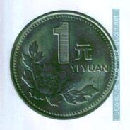 1 YUAN - 1995 - Cina