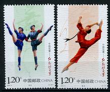 2010 - CINA - PEOPLE´S REPUBBLICA Of CHINA - Mi. Nr. 4123/4124 - NH -( **) - (G - EA-373908.1) - 1949 - ... Repubblica Popolare