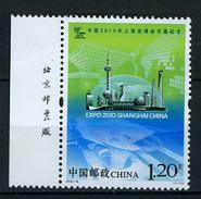 2010 - CINA - PEOPLE´S REPUBBLICA Of CHINA - Mi. Nr. 4151 - NH -( **) - (G - EA-373908.1) - 1949 - ... Repubblica Popolare