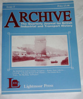 Archive Issue 5 The Quarterly Journal For British Industrial And Transport History - Transports